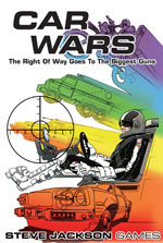 Car Wars Classic – Cover