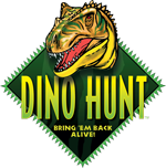 Dino Hunt 1996 Limited Booster Pack