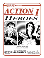 GURPS Action 4: Specialists – Cover