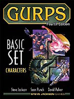 GURPS Basic Set, Third Edition Revised – Cover
