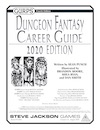 GURPS Dungeon Fantasy Career Guide