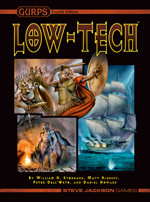 GURPS Low-Tech Companion 1: Philosophers and Kings – Cover