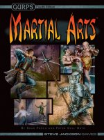 GURPS Martial Arts: Gladiators – Cover