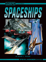 GURPS Spaceships 8: Transhuman Spacecraft – Cover
