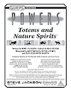 GURPS Powers: Totems and Nature Spirits