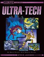 GURPS Ultra-Tech – Cover