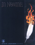 In Nomine: Infernal Player's Guide – Cover