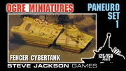 Paneuropean Set 1 – Fencer Cybertank