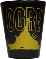 Ogre Shot Glasses