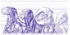 GURPS Traveller Alien Races 2 Designer's Notes