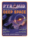 Pyramid #3/110: Deep Space (December 2017)