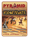 Pyramid #3/115: Technomancer (May 2018)