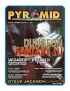 Pyramid #3/60: Dungeon Fantasy III (October 2013)